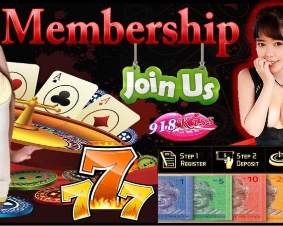 918Kiss Club Membership