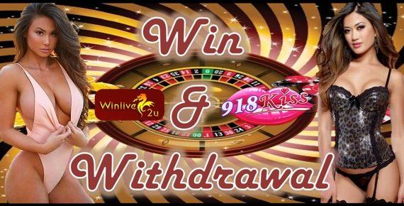 918Kiss Win and Withdrawal