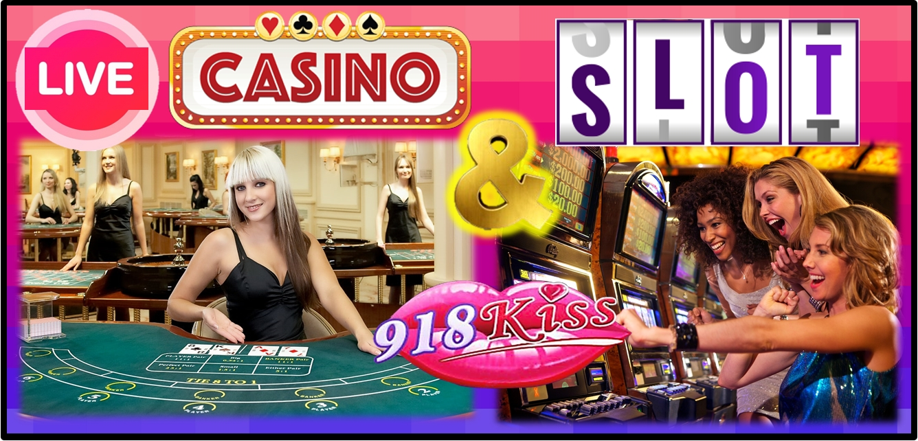 LIVE CASINO AND SLOT