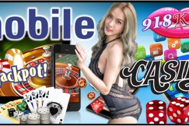 918Kiss Hot Online Mobile Casino