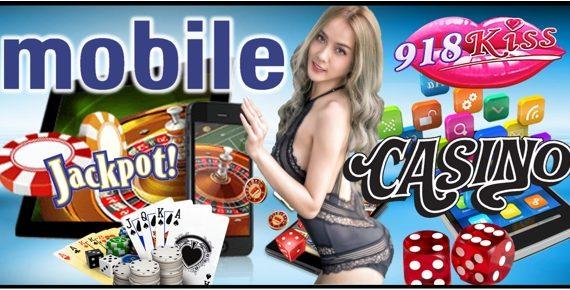 918Kiss Hot Online Mobile Casino