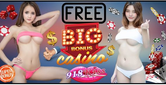 Free Casino Slot With Bonus 918Kiss