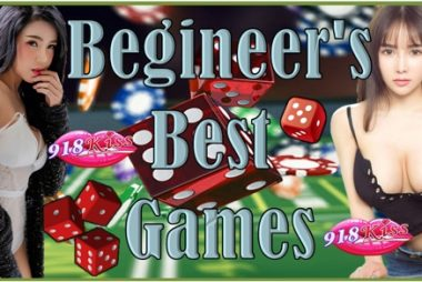 Best Games for 918Kiss Casino Beginners
