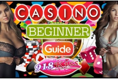 Beginner Guide to 918Kiss Casinos