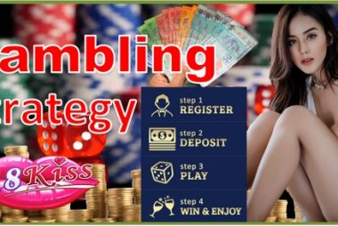 Casino Gambling Strategy