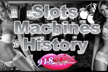 The Slot Machines History