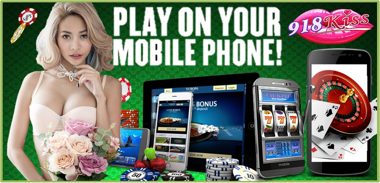 918Kiss Mobile Casino 2018