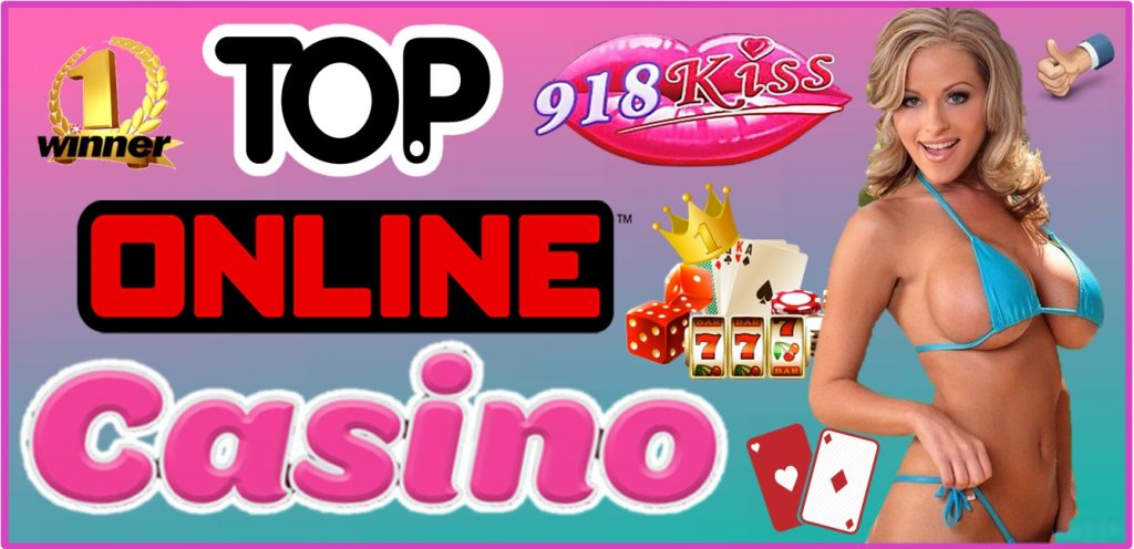 Top casino games at 918Kiss Online Casino