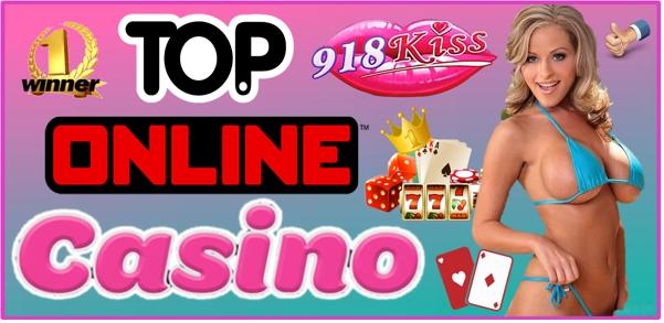 Top casino games at 918Kiss Online Casino