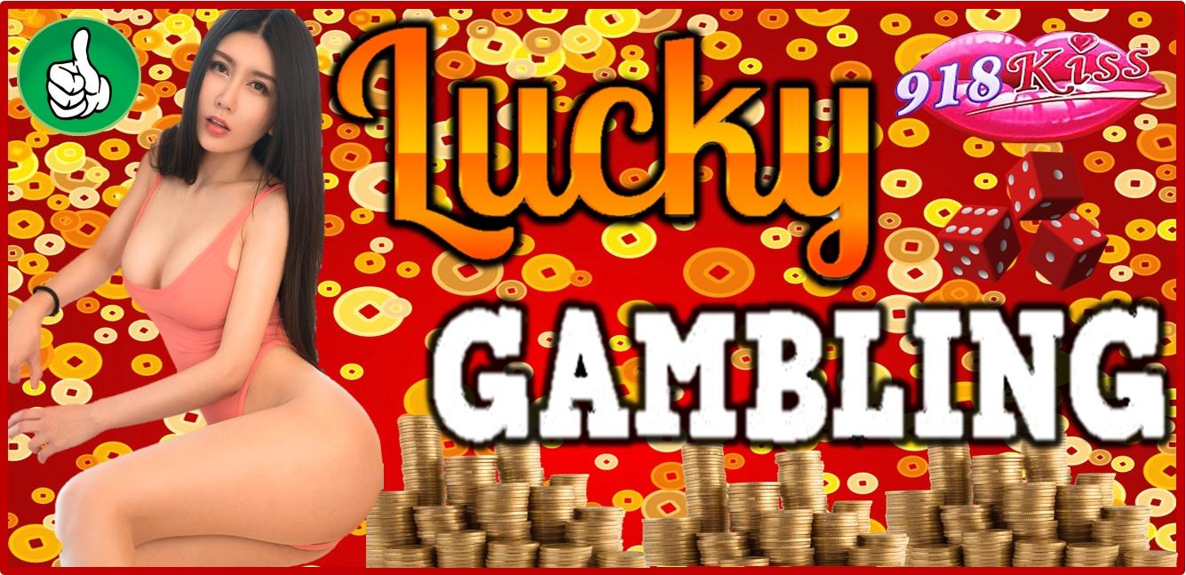 918Kiss Luck Gambling