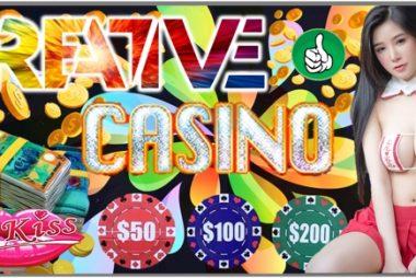 918Kiss Creative Online Casino