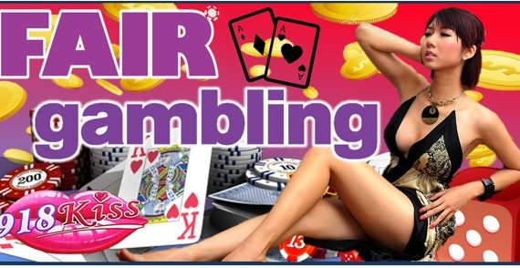 918KISS FAIR DEAL GAMBLING