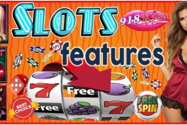 918Kiss Slot Machine Features