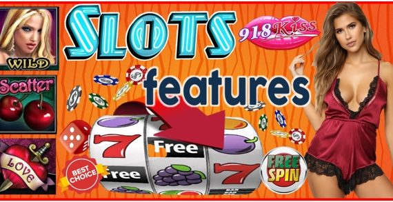 918Kiss Slot Machine Features
