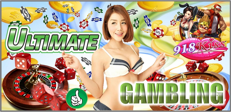 918Kiss Ultimate Online Gambling