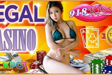 Legal 918Kiss Online Casino