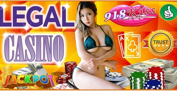 Legal 918Kiss Online Casino