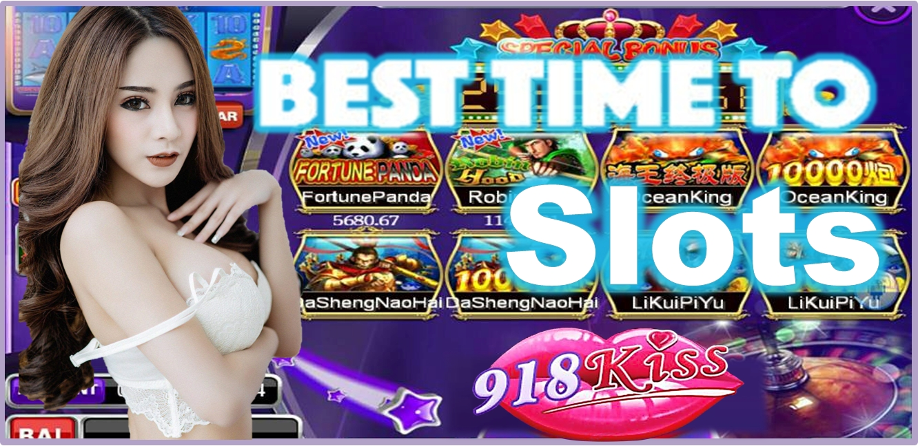 Best Time to Play Slots