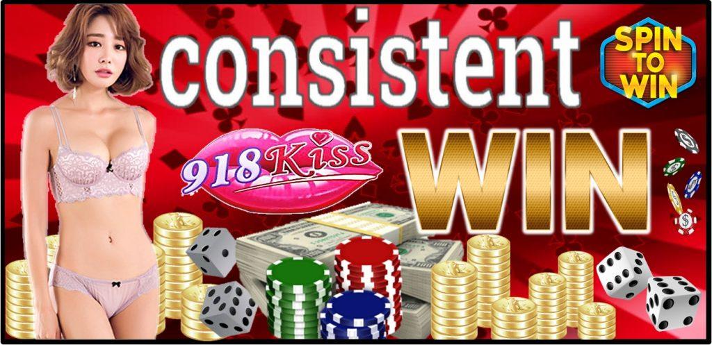 Win Consistently at 918Kiss Casino