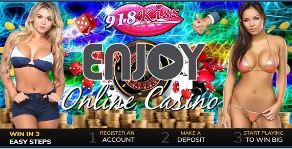 Enjoy 918Kiss Online Casino