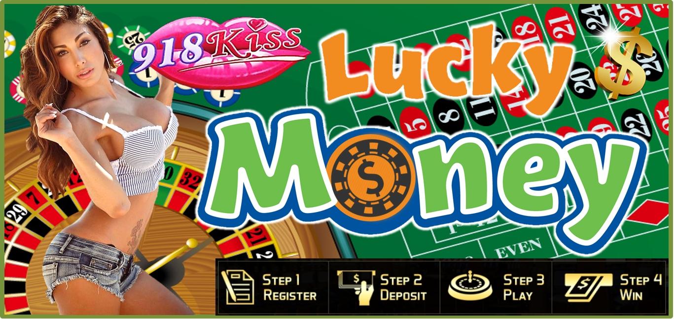 Lucky Money At 918Kiss Casino