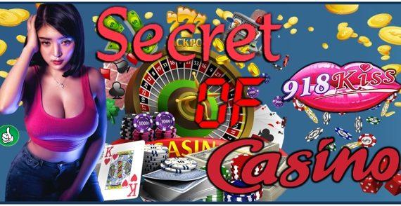 Secrets for Winning at 918kiss Casino