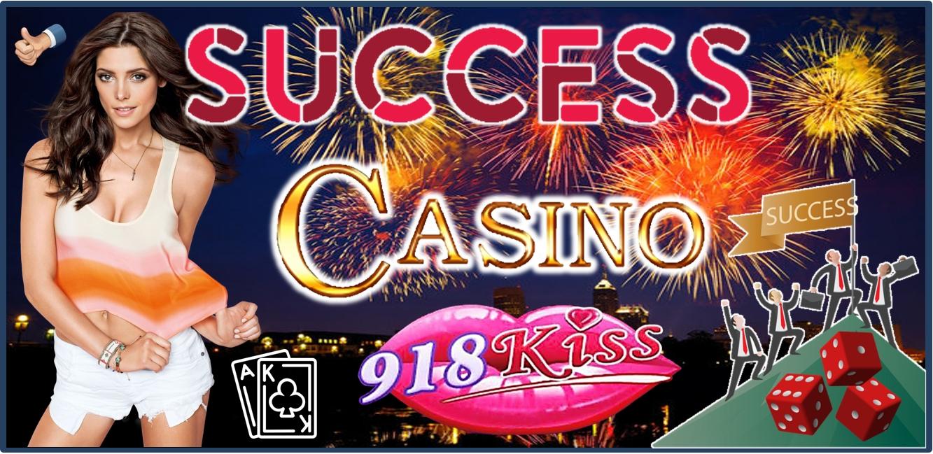 918Kiss a Success Casino