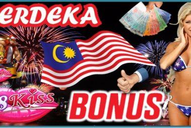Merdeka 62th Special Bonus