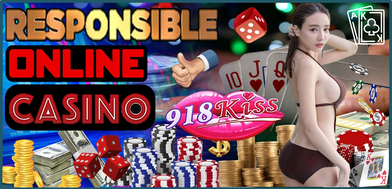 Responsible gambling at 918Kiss Casino