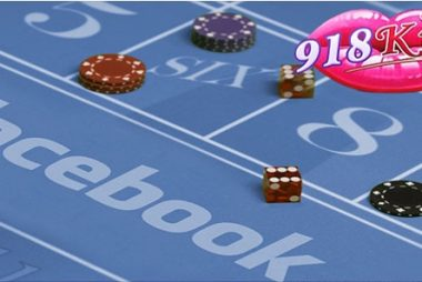918Kiss Facebook Casino Bonus