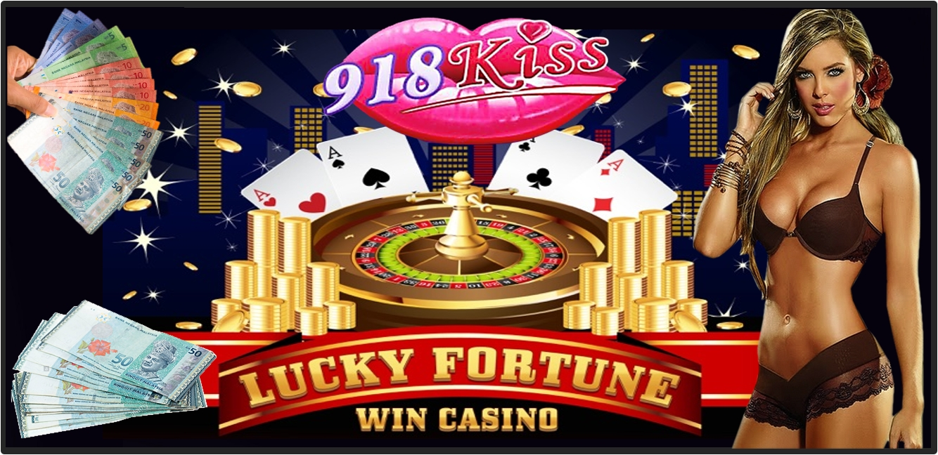 Lucky Gambling at 918Kiss Casino