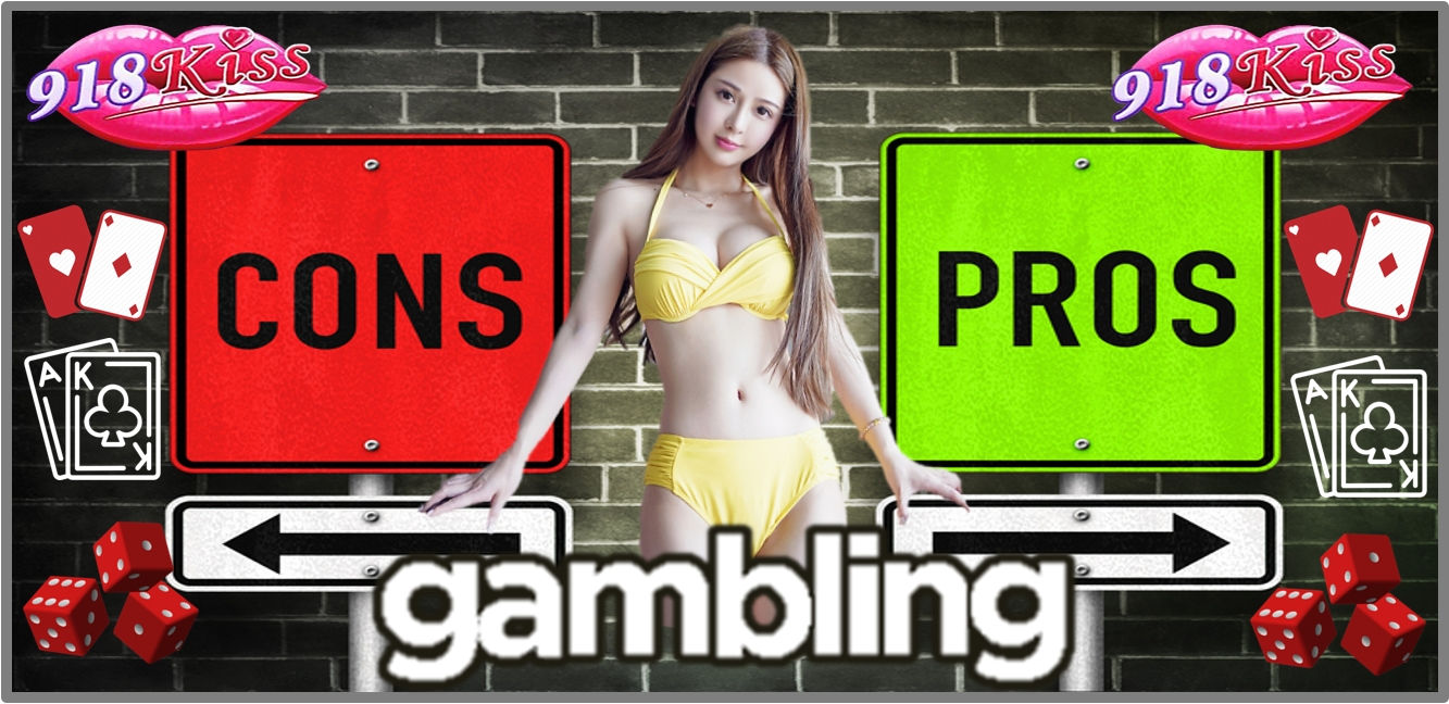 The Pros and Cons of Internet Gambling
