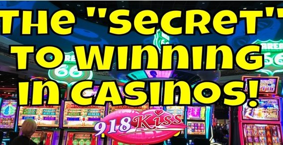 918kiss Casino Winning Secret