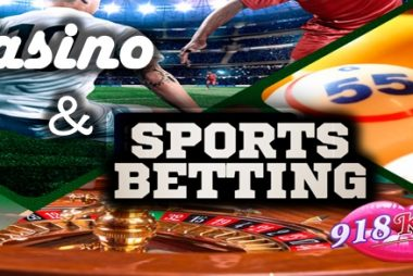 The Casino gambling and sports betting